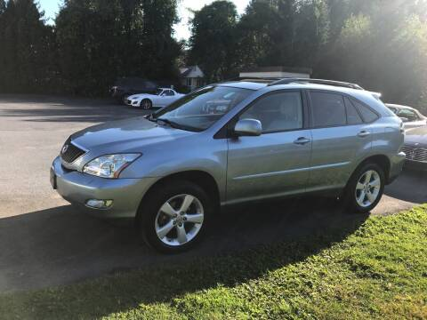 2004 Lexus RX 330 for sale at R & R Motors in Queensbury NY