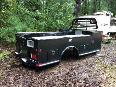 Ford F550 Service Body for sale at M & W MOTOR COMPANY in Hope AR