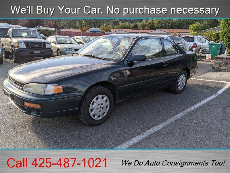 1995 Toyota Camry for sale at Platinum Autos in Woodinville WA