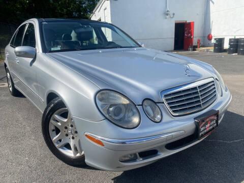 2006 Mercedes-Benz E-Class for sale at JerseyMotorsInc.com in Teterboro NJ
