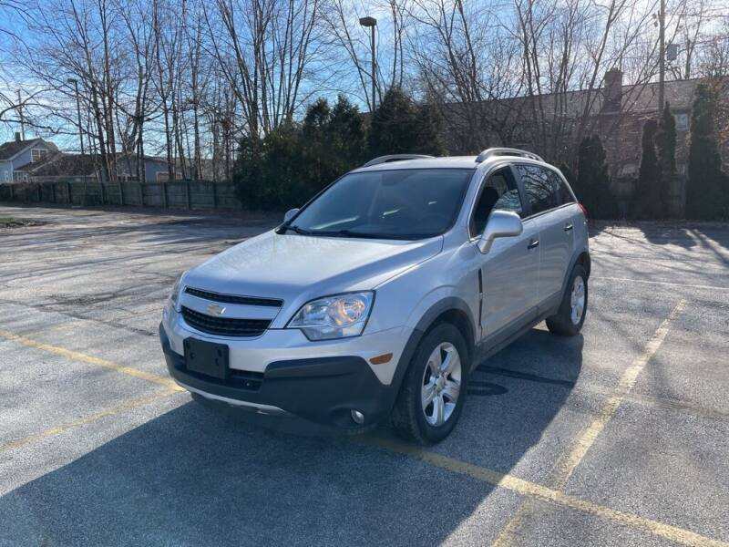 2014 Chevrolet Captiva Sport for sale at TKP Auto Sales in Eastlake OH