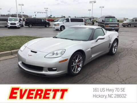 2007 Chevrolet Corvette for sale at Everett Chevrolet Buick GMC in Hickory NC