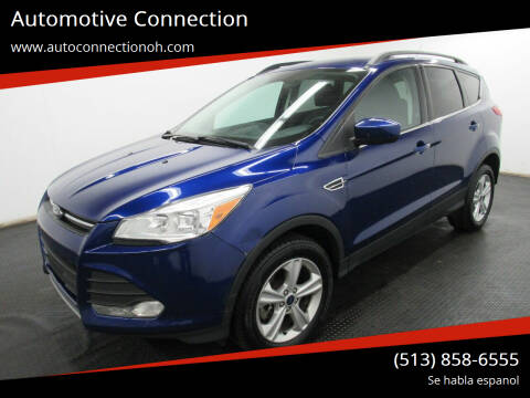 2016 Ford Escape for sale at Automotive Connection in Fairfield OH
