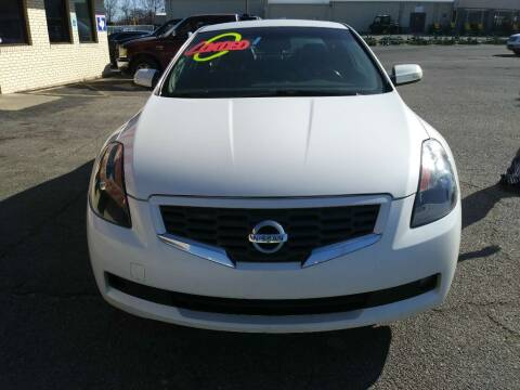 2008 Nissan Altima for sale at Driver's Choice Sherman in Sherman TX