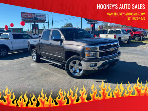 2014 Chevrolet Silverado 1500 for sale at Hooney's Auto Sales in Theodore AL