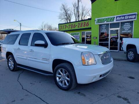 2007 GMC Yukon XL for sale at Empire Auto Group in Indianapolis IN