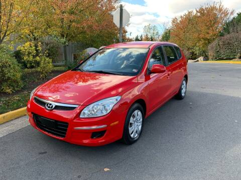 2010 Hyundai Elantra Touring for sale at Dreams Auto Group LLC in Sterling VA