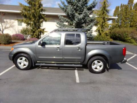 2008 Nissan Frontier for sale at Signature Auto Sales in Bremerton WA