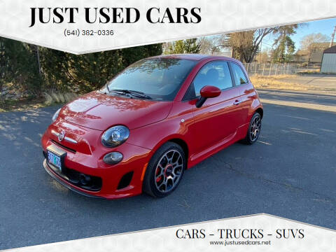 2013 FIAT 500 for sale at Just Used Cars in Bend OR
