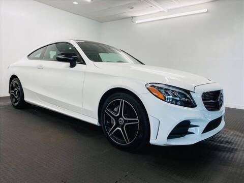 2019 Mercedes-Benz C-Class for sale at Champagne Motor Car Company in Willimantic CT
