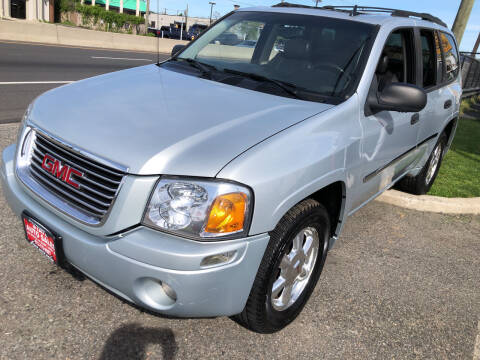 2007 GMC Envoy for sale at STATE AUTO SALES in Lodi NJ