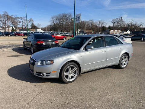 2007 Audi A4 for sale at Peak Motors in Loves Park IL