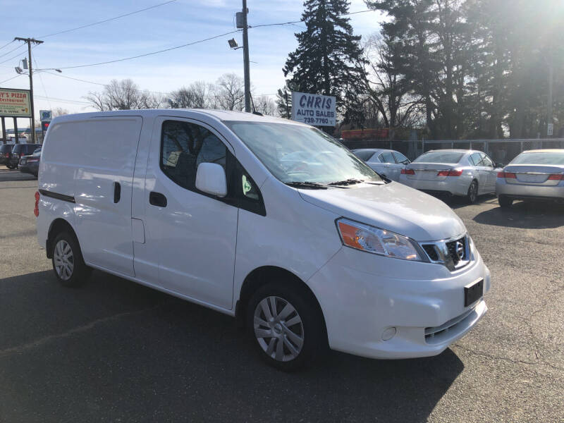 2015 Nissan NV200 for sale at Chris Auto Sales in Springfield MA