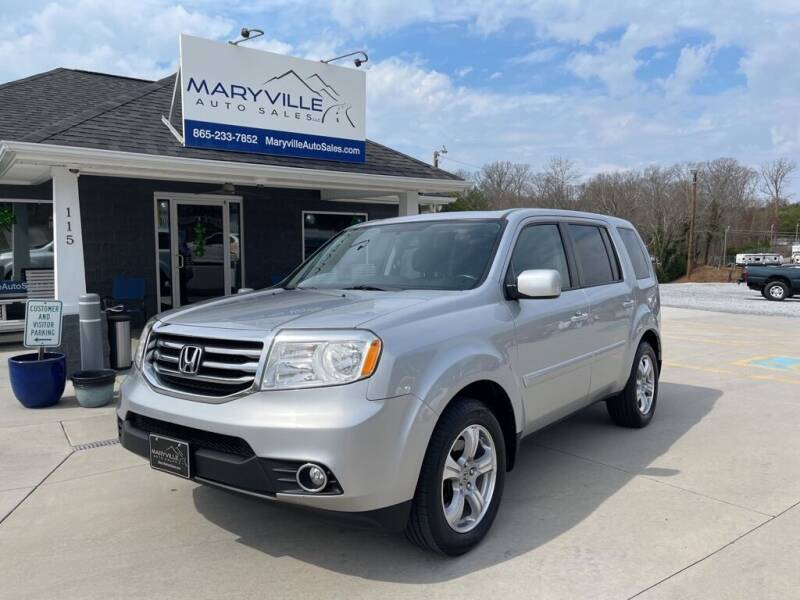 2013 Honda Pilot for sale at Maryville Auto Sales in Maryville TN