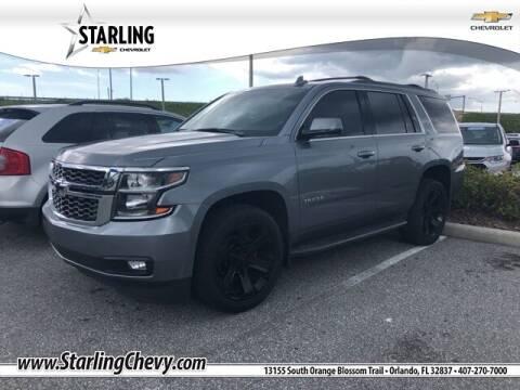 2020 Chevrolet Tahoe for sale at Pedro @ Starling Chevrolet in Orlando FL