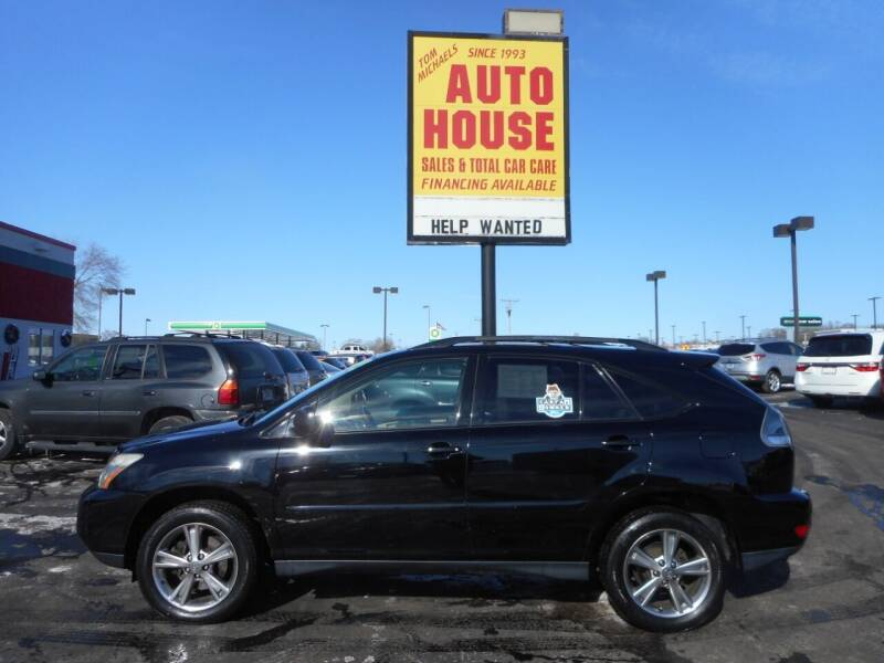 2006 Lexus RX 400h for sale at AUTO HOUSE WAUKESHA in Waukesha WI