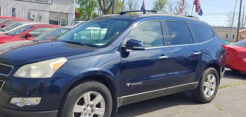 2009 Chevrolet Traverse for sale at Superior Motors in Mount Morris MI
