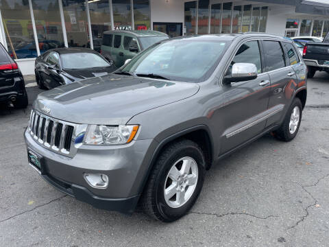 2013 Jeep Grand Cherokee for sale at APX Auto Brokers in Edmonds WA