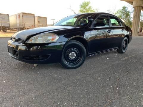 2010 Chevrolet Impala for sale at MT Motor Group LLC in Phoenix AZ