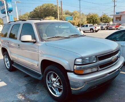 2004 Chevrolet Tahoe for sale at RD Motors, Inc in Charlotte NC