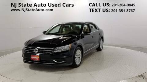 2017 Volkswagen Passat for sale at NJ State Auto Auction in Jersey City NJ