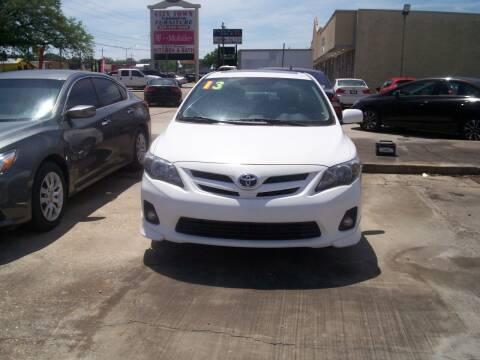 2013 Toyota Corolla for sale at Louisiana Imports in Baton Rouge LA