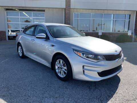 2017 Kia Optima for sale at Head Motor Company - Head Indian Motorcycle in Columbia MO