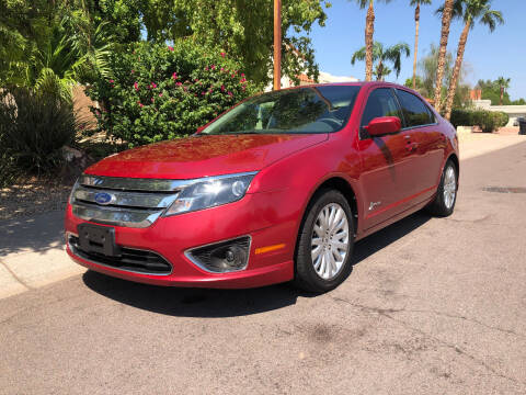 2011 Ford Fusion Hybrid for sale at Arizona Hybrid Cars in Scottsdale AZ