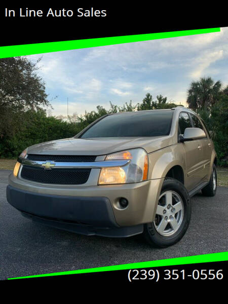 Used 2006 Chevrolet Equinox For Sale Carsforsale Com