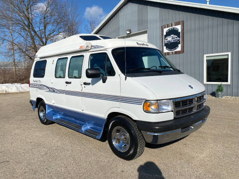 1997 D0dge B250 for sale at D & L Auto Sales in Wayland MI