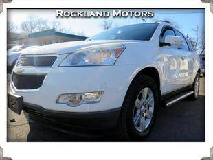 2011 Chevrolet Traverse for sale at Rockland Automall - Rockland Motors in West Nyack NY