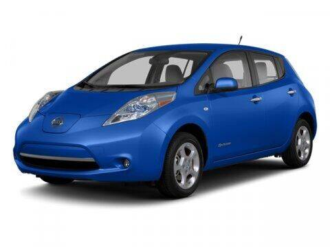 2013 Nissan LEAF for sale at J T Auto Group in Sanford NC