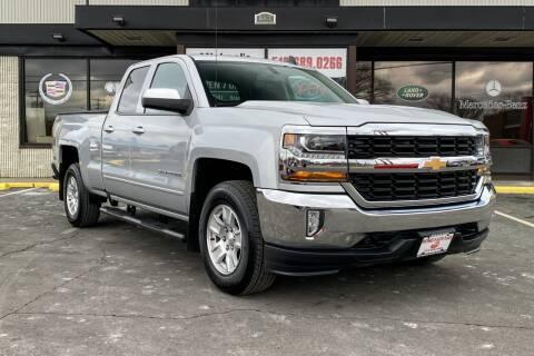 2016 Chevrolet Silverado 1500 for sale at Michaels Auto Plaza in East Greenbush NY