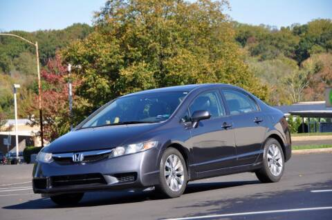 2010 Honda Civic for sale at T CAR CARE INC in Philadelphia PA