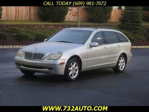 2003 Mercedes-Benz C-Class for sale at Absolute Auto Solutions in Hamilton NJ