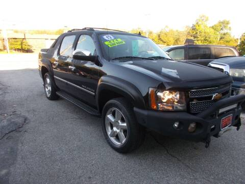 2012 Chevrolet Avalanche for sale at Careys Auto Sales in Rutland VT