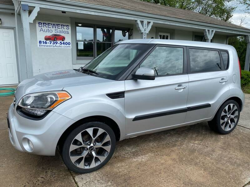 2013 Kia Soul for sale at Brewer's Auto Sales in Greenwood MO