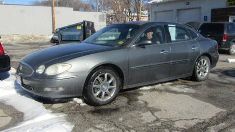 2005 Buick LaCrosse for sale at MTC AUTO SALES in Omaha NE