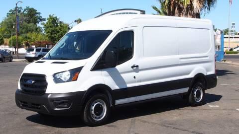 2020 Ford Transit Cargo for sale at Okaidi Auto Sales in Sacramento CA