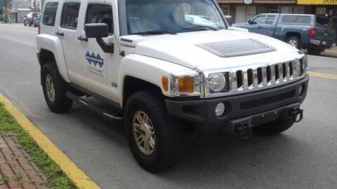 2006 HUMMER H3 for sale at Classic Car Deals in Cadillac MI