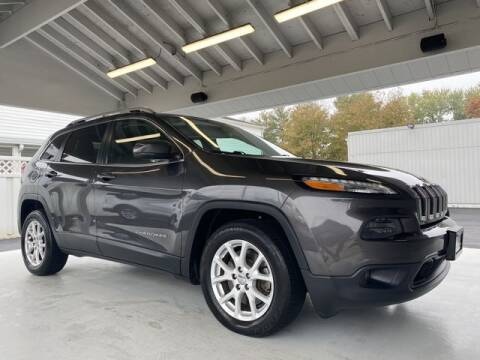 2016 Jeep Cherokee for sale at Pasadena Preowned in Pasadena MD