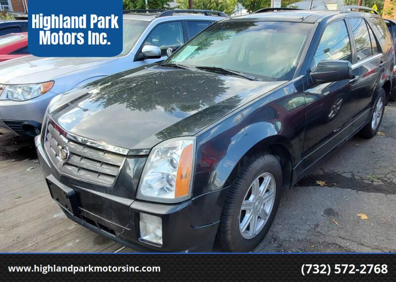 2004 Cadillac SRX for sale at Highland Park Motors Inc. in Highland Park NJ