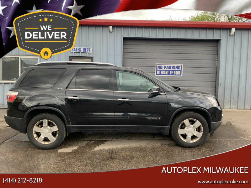 2008 GMC Acadia for sale at Autoplex Milwaukee in Milwaukee WI