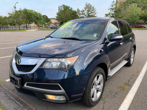 2011 Acura MDX for sale at Commercial Street Auto Sales in Lynn MA