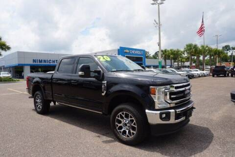 2020 Ford F-250 Super Duty for sale at WinWithCraig.com in Jacksonville FL