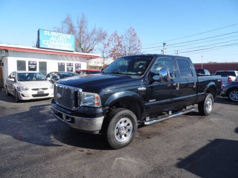 2007 Ford F-250 Super Duty for sale at Surfside Auto Company in Norfolk VA