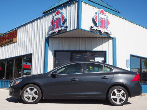 2013 Volvo S60 for sale at DRIVE 1 OF KILLEEN in Killeen TX