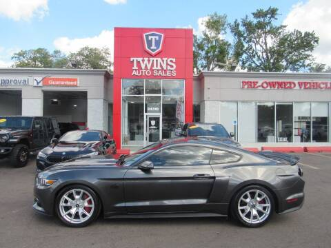 2015 Ford Mustang for sale at Twins Auto Sales Inc in Detroit MI