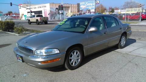2003 Buick Park Avenue for sale at Larry's Auto Sales Inc. in Fresno CA
