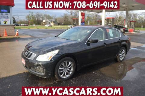 2009 Infiniti G37 Sedan for sale at Your Choice Autos - Crestwood in Crestwood IL